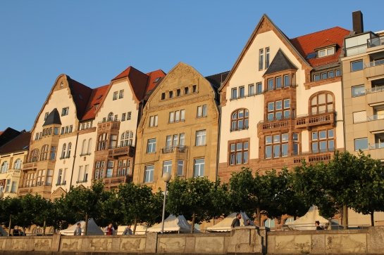 Altstadt (Old Town), Dusseldorf