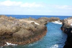 Natural pools in Garachico
