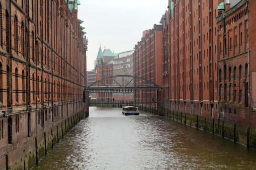 Speicherstadt, warehouse district