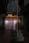 Torture room inside Doges Palace prison