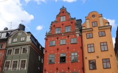 Oldest buildings in Stockholm